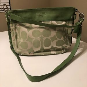 Coach purse- almost new!!
